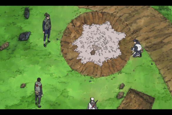 Naruto Shippuden Episódio 263 - Análise