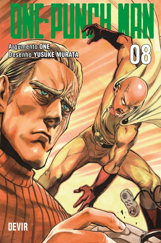 One Punch Man - Volume 8 pela DEVIR