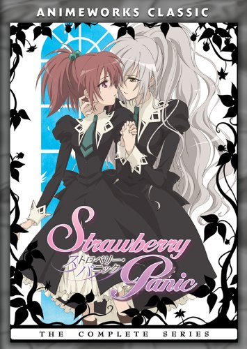 DVDs Blu-rays Anime Junho 2012 - Strawberry Panic The Complete Series