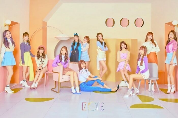"Confirmada 2ª Temporada do Reality Show das IZ*ONE,  ""IZ * ONE Chu"""