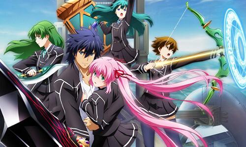 Lista Animes Verão 2012 - Hagure Yuusha no Aesthetica