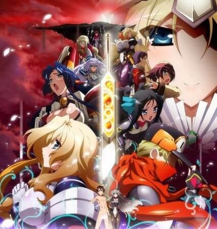 Lista Animes Verão 2012 - Kyoukai Senjou no Horizon II