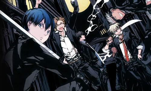 Lista Animes Verão 2012 - La storia della Arcana Famiglia