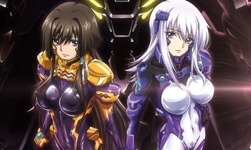 Lista Animes Verão 2012 - Muv-Luv Alternative Total Eclipse