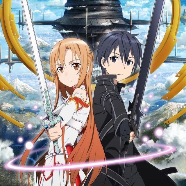 Lista Animes Verão 2012 - Sword Art Online