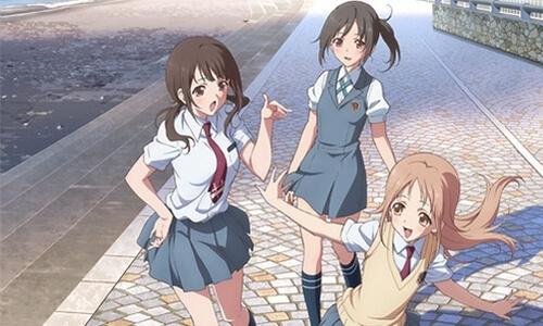 Lista Animes Verão 2012 - Tari Tari