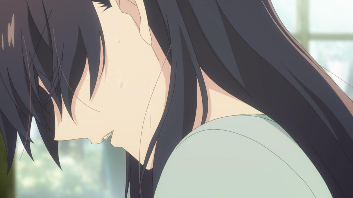 Bloom Into You - Episódio 12 Opinião Touko triste