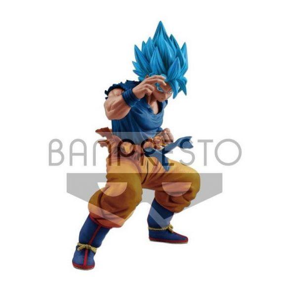 Dragon Ball Super Broly - Figura Goku SSB MASTERLISE