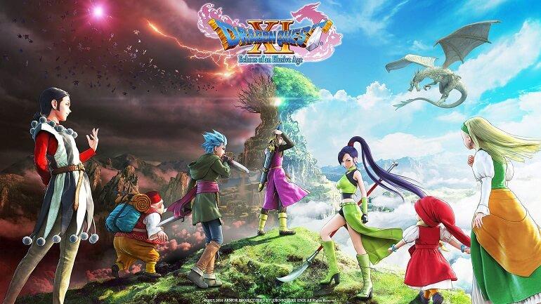 Hiro Mashima desenha One Shot de Dragon Quest XI | Dragon Quest - Franquia vai receber 1º Filme Anime 3DCG