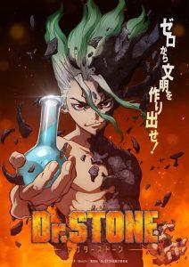 Dr. Stone - Jump Festa revela Trailer e Elenco
