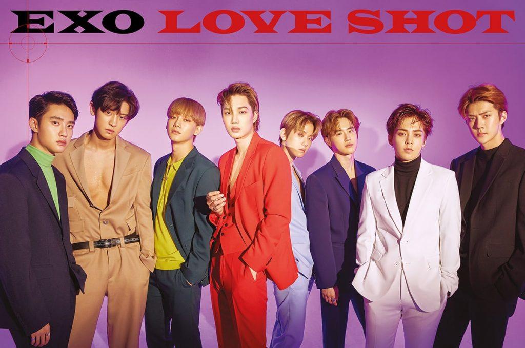 EXO lançam Imagens Teasers de Grupo para Comeback