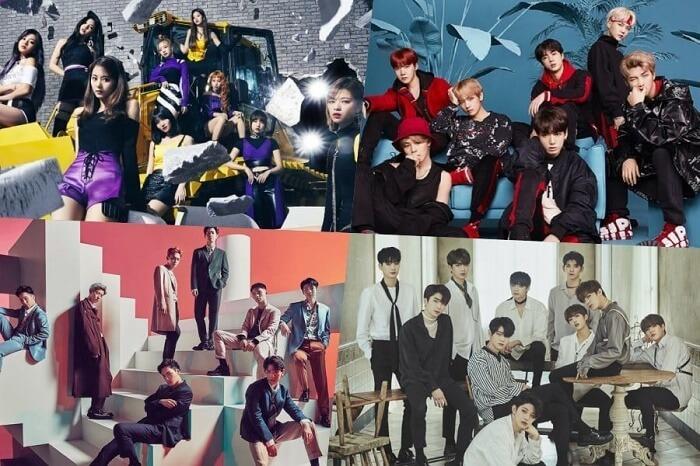 Empresa Japonesa Tower Records anuncia os Álbuns Coreanos mais Vendidos de 2018