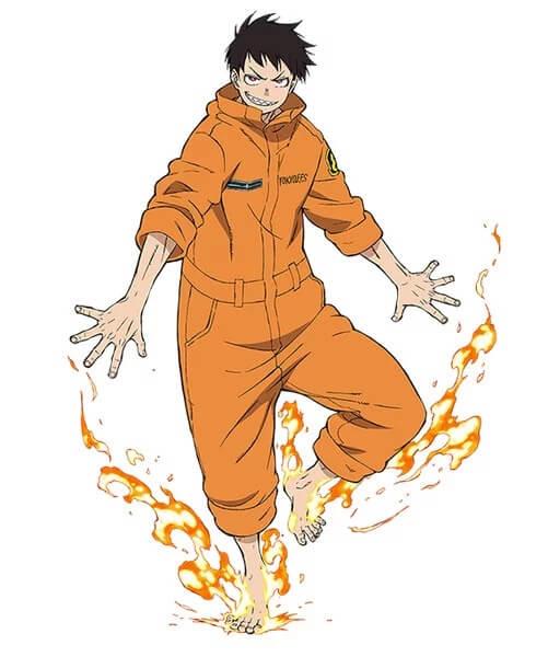 Fire Force - Anime revela Equipa Técnica e Novo Poster