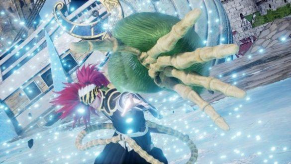 JUMP FORCE adiciona Midoriya Izuku de Boku no Hero Academia