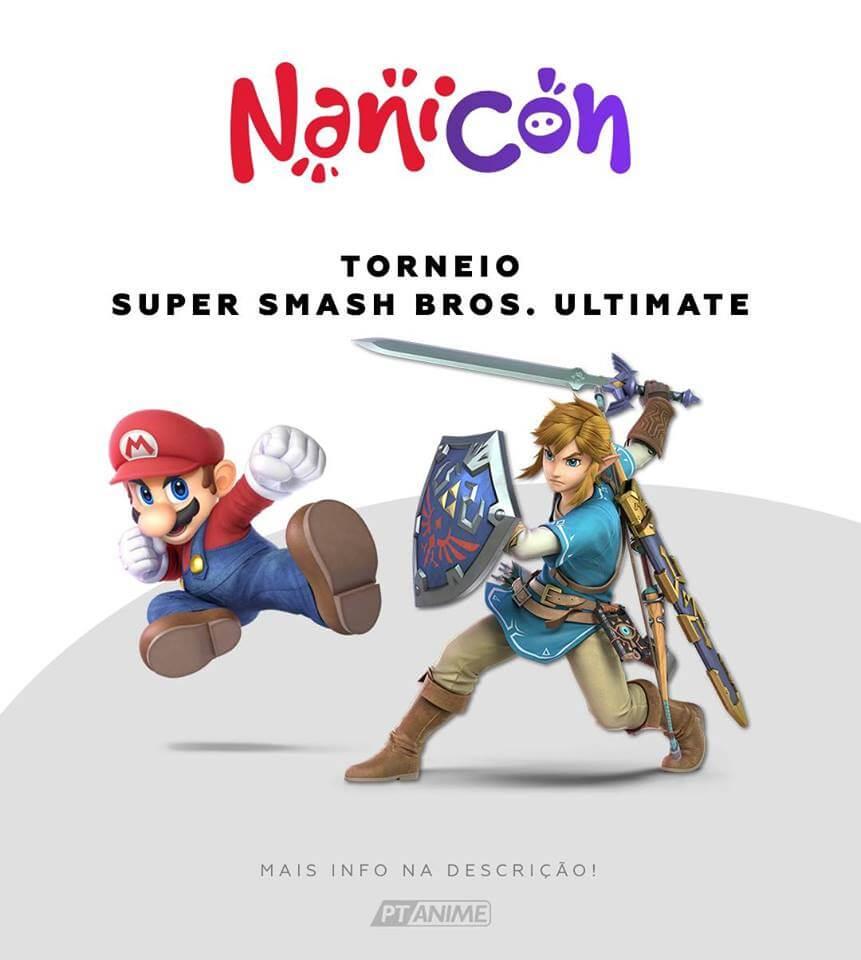 NaniCon 2018 - Surpresas e Programa Final