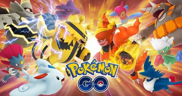 Pokémon GO revela Sistema de Trainer Battle