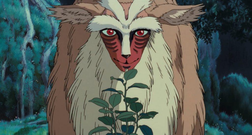 Princesa Mononoke - Espírito da Floresta