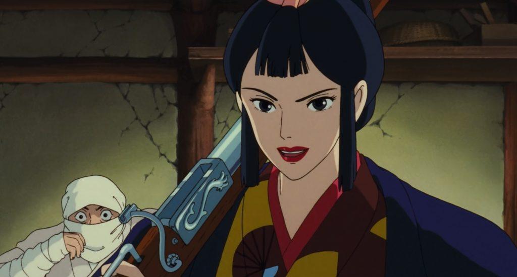 Princesa Mononoke - Studio Ghibli 1997