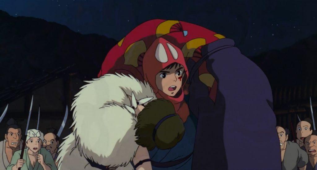 Princesa Mononoke - Ashitaka