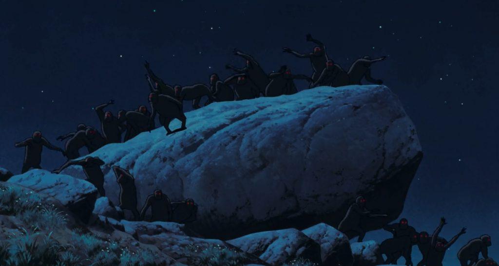 Princesa Mononoke - Hayao Miyazaki