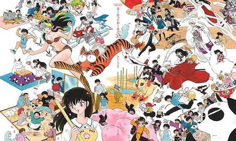 Rumiko Takahashi vai lançar Novo Manga em 2019