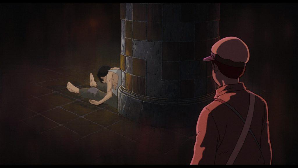 O Túmulo dos Pirilampos - Studio Ghibli
