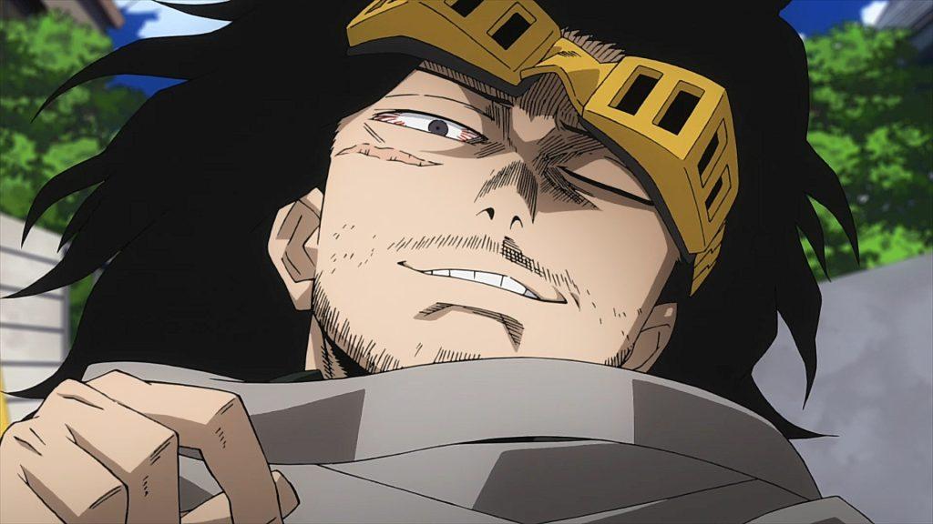 Boku no Hero Academia Temporada 2 - Análise - Erased head