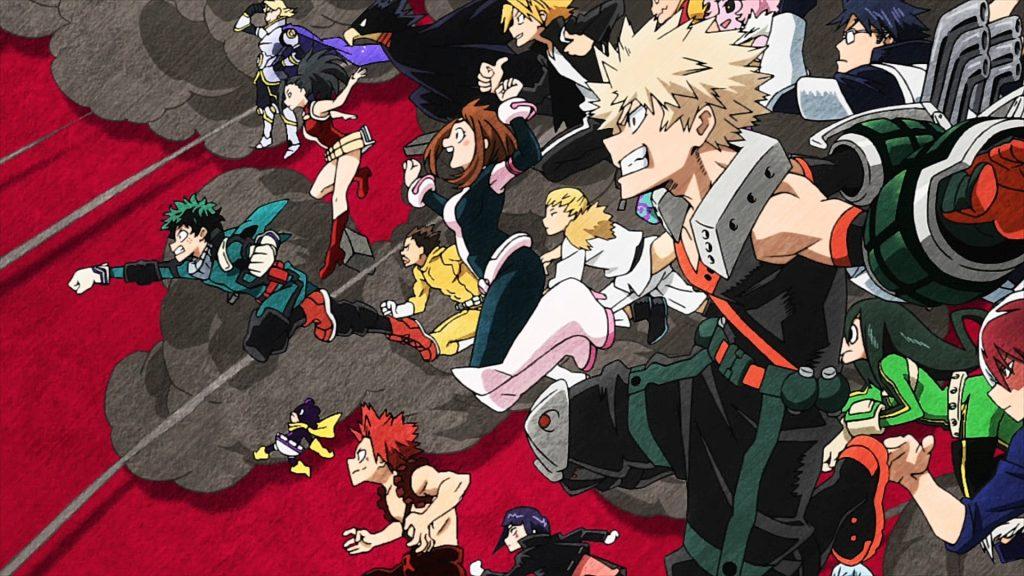 Boku no Hero Academia Temporada 2 - Análise