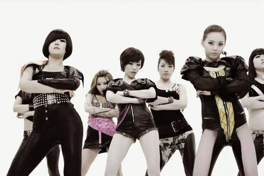 Brown Eyed Girls preparam Comeback depois de 4 Anos