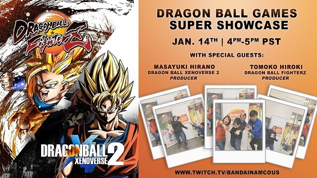 Dragon Ball - Super Showcase revela Novo Jogo e Novos Extras