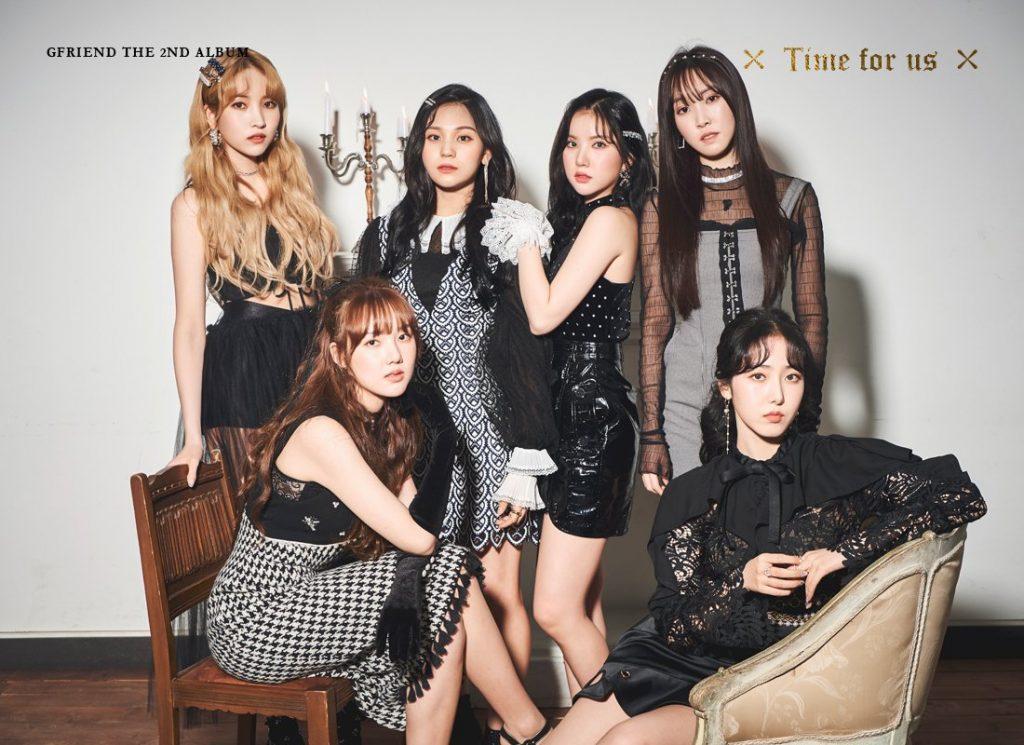 """GFRIEND partilham Imagem de Grupo para Comeback com """"Time For Us"""""""