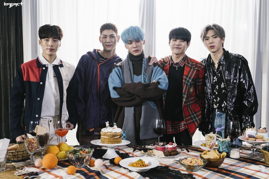 IMFACT revelam Imagem de Grupo Teaser para Comeback em Breve