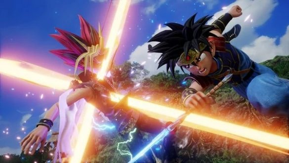 JUMP FORCE - Trailer de História e Gameplay de Boruto