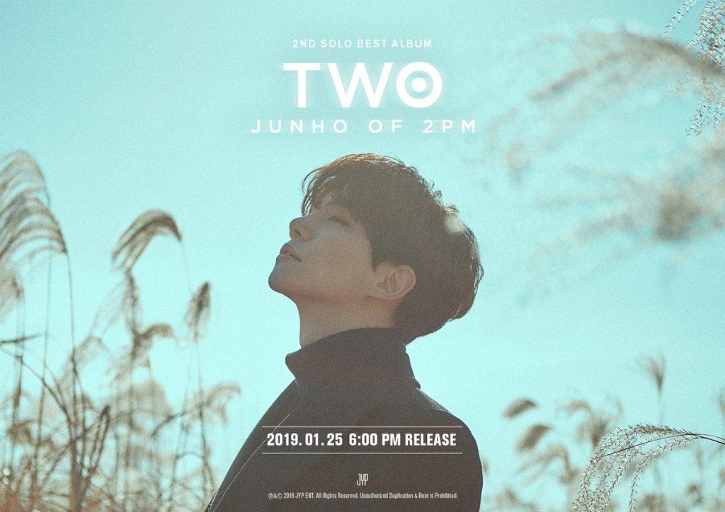Junho dos 2PM anuncia Novo Álbum com um inesperado Teaser