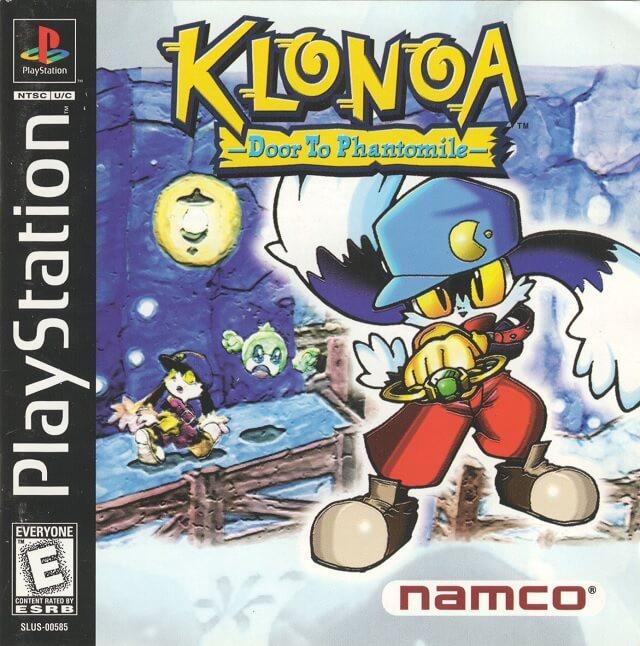 Klonoa - Produtor diz que a Bandai Não Cancelou o Anime