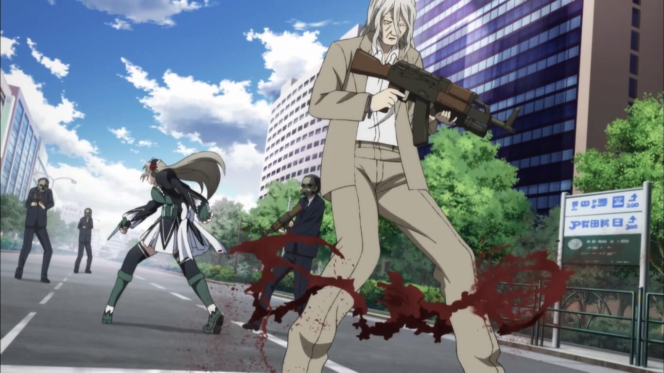 "Porque é Que Mahou Shoujo Tokushusen Asuka é Um ""Magical Girl"" Anime Interessante"