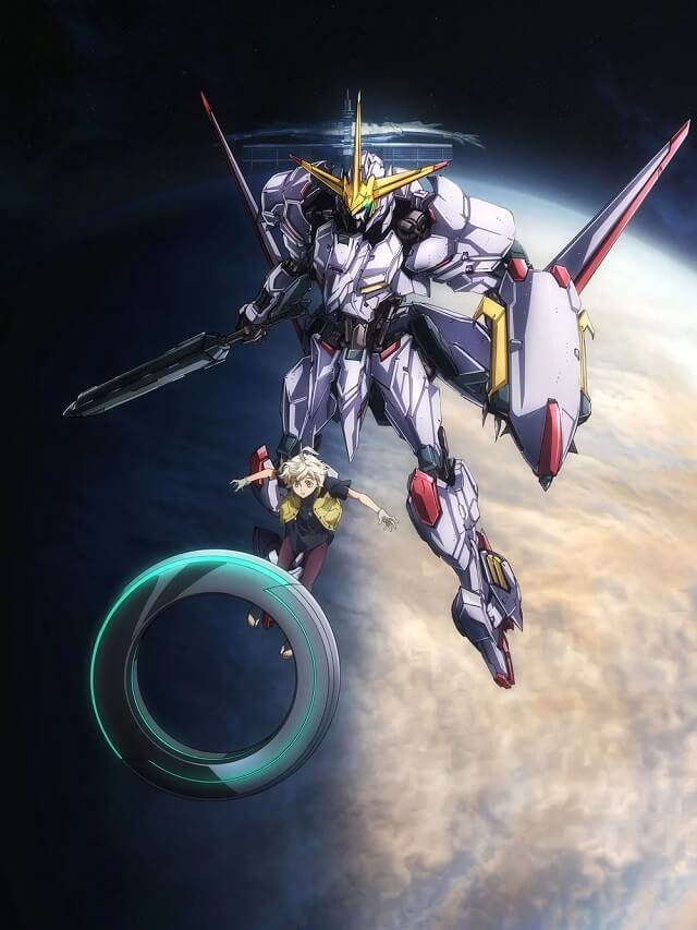 Gundam Iron Blooded Orphans - Anime recebe Spinoff em App