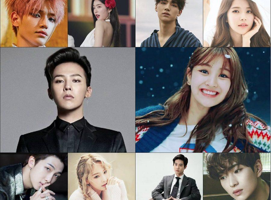 Top 10 Melhores Líderes de Kpop - Baltas destaque