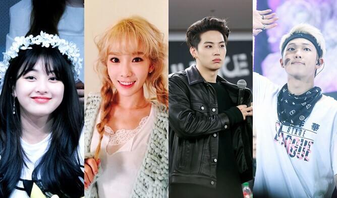 twice girls generation jb Top 10 Melhores Líderes de Kpop - Baltasimagem 2