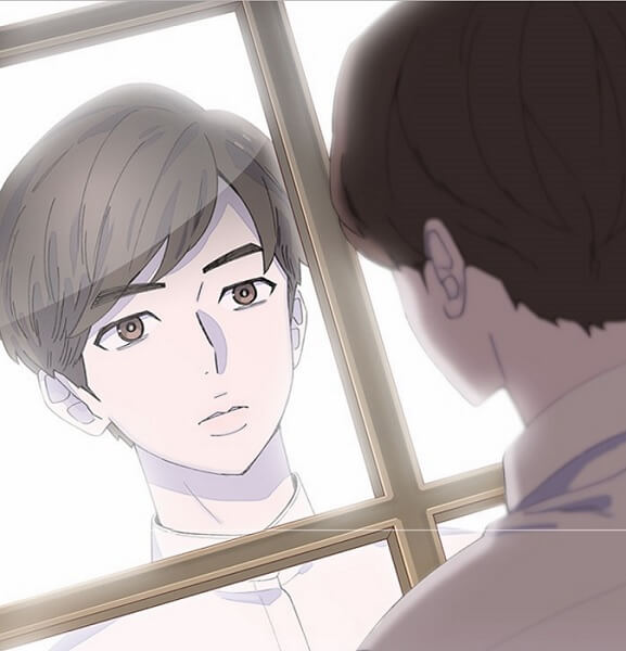 Webtoon Save Me BTS Jin Respostas a questoes