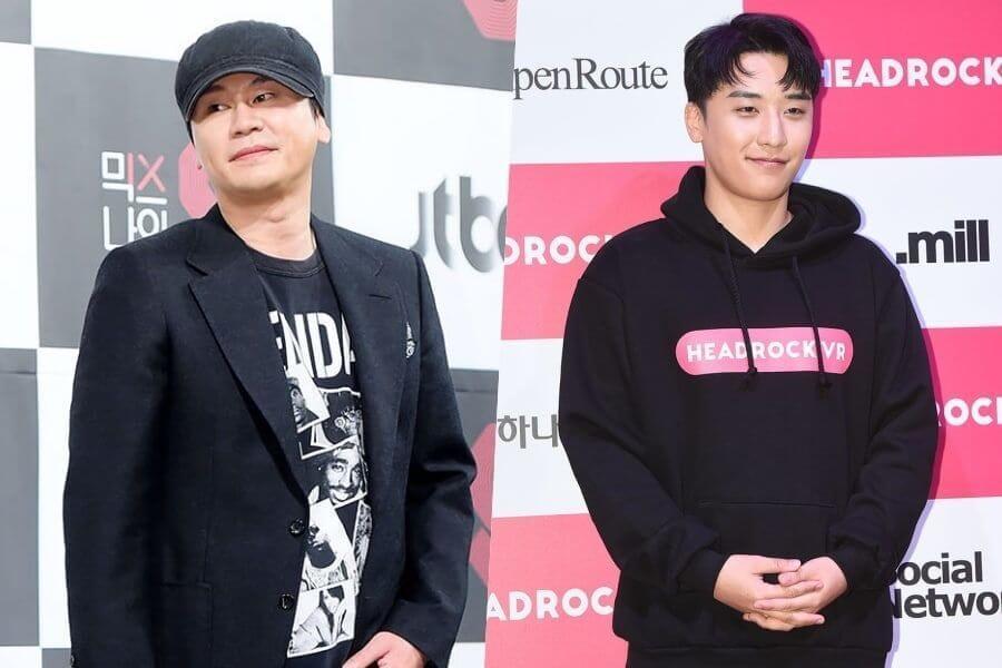 YG faz Declaração sobre o Seungri e o Burning Sun Club