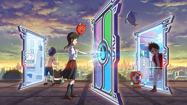 Yo-kai Watch 4 - World Hobby Fair Winter 2019 revela Trailer
