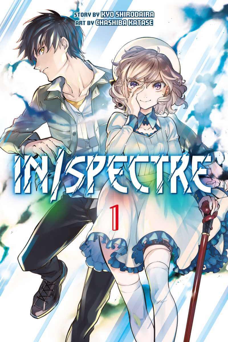 In/Spectre - Adaptação anime Anunciada