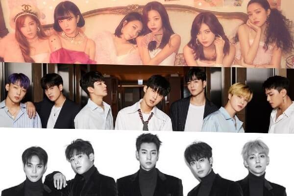 Kpop – Grupos que Regressam em Janeiro 2019 apink