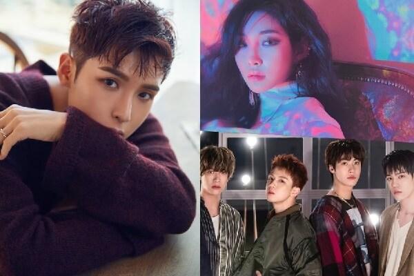 Kpop – Grupos que Regressam em Janeiro 2019 chungha super junior