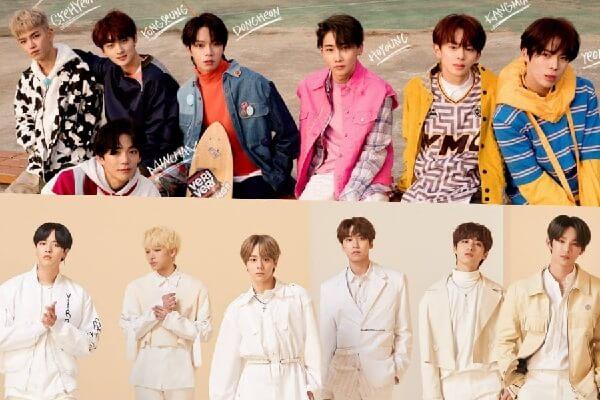 kpop - grupos que regressam em janeiro 2019 veryvery oneus