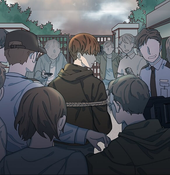 save me webtoon bts v matou homem koreaboo