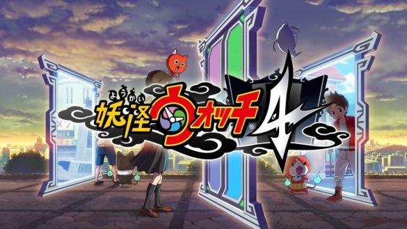 Yo-kai Watch 4 – Jogo Chegará ao Ocidente