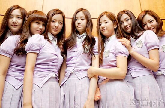 10 hinos intemporais de girl groups de kpop apink