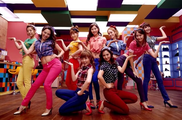 10 hinos intemporais de girl groups de kpop girls generation